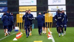 Fenerbahçe, Gaziantep FK maçı hazırlıklarına başladı