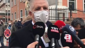 """Gaziantep Valisi Gül: """"Yangının, hastalarımıza oksijen verilen cihazdan çıktığı görülüyor"""""""