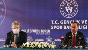 Gençlik ve Spor Bakanlığı ile Özel Öğretim Derneği arasında sporcu bursu protokolü imzalandı
