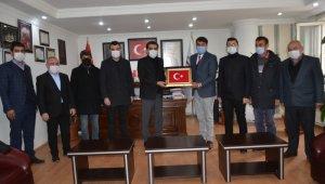 Gülşehir Belediyesi'nde TİS imzalandı