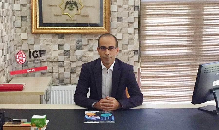 """""""İnternet yasası Türkiye'yi teknolojide 10 yıl ileriye taşıyacak"""""""