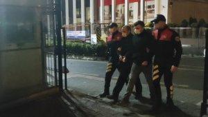 """İstanbul'da """"yastık içi"""" torbacı nefes kesen operasyonla yakalandı"""
