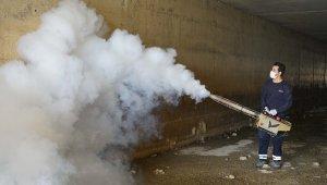 Kahramanmaraş'ta 35 bin rögar dumanlanıyor