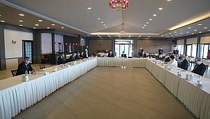 Kamu-Üniversite-Sanayi Planlama ve Geliştirme Kurulu Toplantısı
