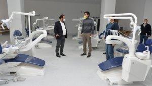 Karaman'da Diş Hekimliği Fakültesi açılış için gün sayıyor