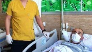 Karaman'da kapalı böbrek taşı ameliyatı yapılmaya başlandı