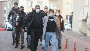 Kayseri polisinden uyuşturucu operasyonu: 6 gözaltı
