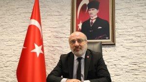 Kayseri Üniversitesi Rektörü Prof. Dr. Kurtuluş Karamustafa'nın Yeni Yıl Mesajı