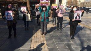Kayseri'de kadın meclisi, kadın cinayetlerine 'dur' dedi