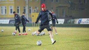 Kayserispor, Antalyaspor maçı hazırlıklarına başladı
