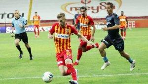 Kayserispor ile Trabzonspor 47.randevuda