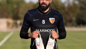 """Kayserispor'dan ayrılan Hasan Hüseyin: """"Başarılar diliyorum"""""""