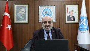 KAYÜ Rektörü Karamustafa, Covid-19 Sonrasındaki Muhtemel Turizm Eğilimlerini E-Panelde Değerlendirdi
