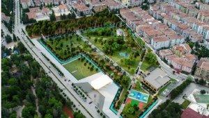 Kılıçcıoğlu stadı millet bahçesi olacak