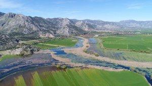 Kırkgöz Gölü'ne yapılacak barajlama ile suy kaybı önlenecek
