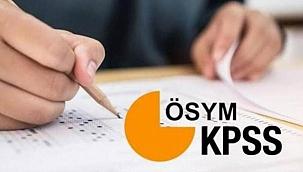 KPSS tercih kılavuzu yayımlandı!