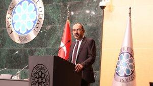 """KTO Başkanı Gülsoy, """"Savunma sanayiinde kendi kendimize yeteriz"""""""
