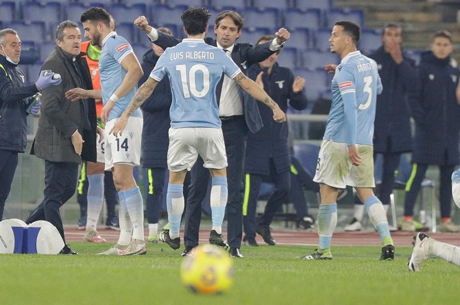 Lazio 2 - Napoli 0 / Maç sonucu