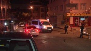 Maltepe'de doğalgaz kaçağı paniğe neden oldu