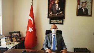 Marmaris Kaymakamı Ertuğ Şevket Aksoy'un yeni yıl mesajı