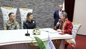 Melikgazi Belediyesi 2020 yılında 3 bin 576 çifti evlendirdi
