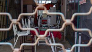 Mersin'de esnafa su faturası desteği