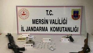 Mersin'de uyuşturucu satıcılarına dev operasyon: 23 gözaltı