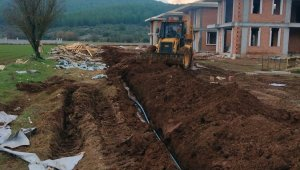 MUSKİ, Menteşe'de içme suyu çalışmalarını sürdürüyor