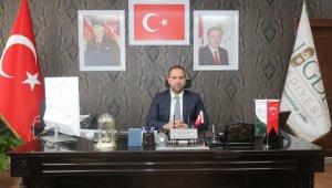 Niğde Belediye Başkanı Özdemir'den Yeni Yıl Mesajı