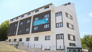 Nilüfer'de Kız Öğrenci Yurdu sağlık çalışanlarına tahsis edildi