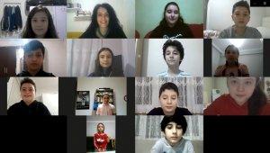 Öğrencilerden Sağlık Bakanı Koca'ya videolu destek mesajı