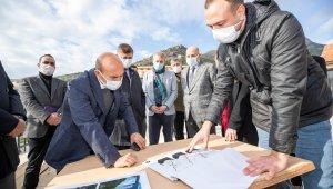 """""""Hedefimiz; İzmir'deki kişi başına düşen yeşil alan miktarını iki katına çıkarmak"""""""