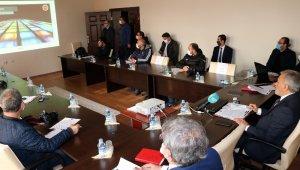 Rektör Karadağ, YOBU TV ve BOYSİS hakkında bilgilendirmelerde bulundu