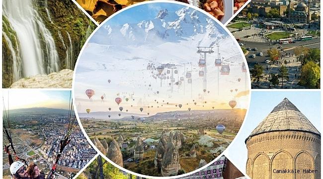 Rektör Karamustafa, Kayseri ve Bölge Turizmini Değerlendirdi