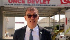 """Şahin Kırbıyık: """"Tarsus İdmanyurdu üst ligleri hak ediyor"""""""