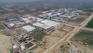 Salihli'de 2021'in ilk çeyreğinde yeni fabrikalar üretime başlıyor