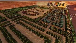 Şanlıurfa'da perma kültür çiftliği projesi ile yaşam alanları yeşillenecek