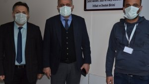 Şehit yakınları ve gaziler için hastanede VİP hizmet