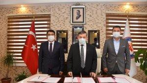 Şehzadeler'de imzalar Ali Rıza Çevik için atıldı
