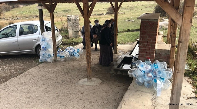 Seyitgazi'nin paylaşılamayan suyu
