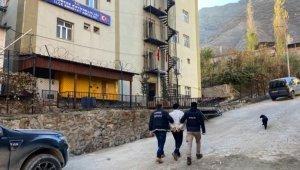 Şırnak'ta uyuşturucu operasyonu: 13 gözaltı