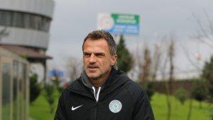 """Stjepan Thomas: """"Antalyaspor karşısında Allah'ın izniyle 3 puanı alacağız"""""""