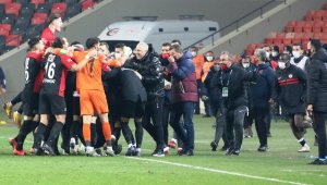 Süper Lig: Gaziantep FK: 3 - Fenerbahçe: 1