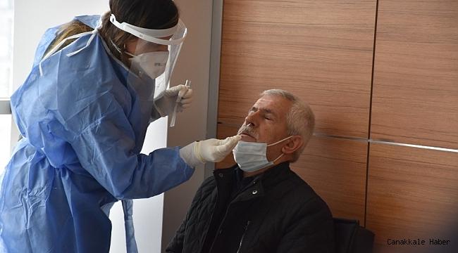 Tatvan Belediyesi personeline korona virüs testi