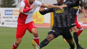 TFF 1. Lig: Boluspor: 0 - İstanbulspor: 2