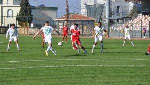 TFF 3. Lig: Somaspor: 3 - Osmaniyespor FK: 2