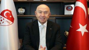 TFF Başkanı Nihat Özdemir'den yeni yıl mesajı