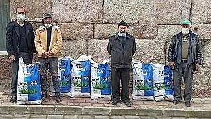 Tohum dağıtımı devam ediyor