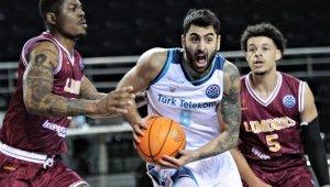 Türk Telekom Şampiyonlar Ligi'nde liderliğe yükseldi