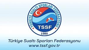 Türkiye Sualtı Sporları Federasyonundan açıklama